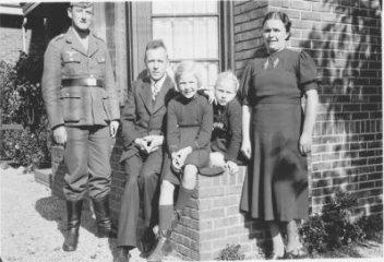 Ervaringen van Nederlandse burgers met ingekwartierde Duitse militairen