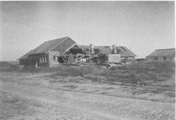 De Russenoorlog, opstand Georgische troepen op Texel