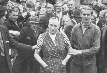 Getuigenissen van Nederlandse vrouwen die een relatie hadden met een Duitse man